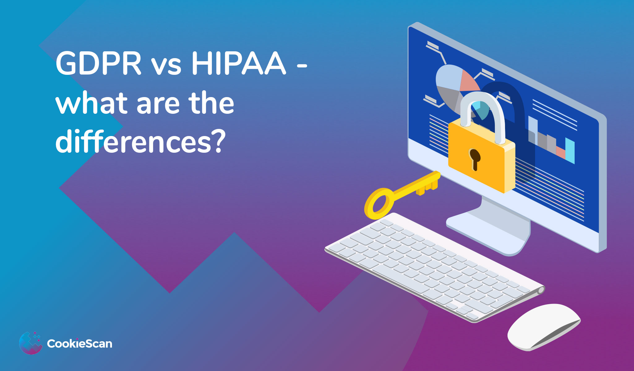 GDPR vs HIPAA - what are the differences?